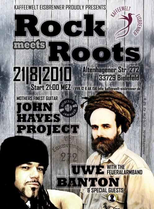 Rock meets Roots