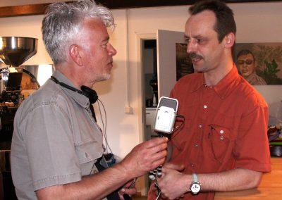 Michael Koch im Interview mit Stefan Bös