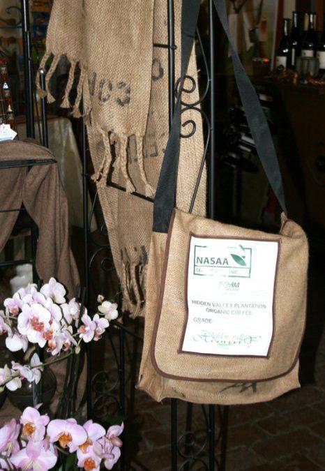 Mehr als Coffeeshopper – Kreatives aus Kaffeesäcken