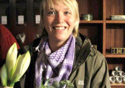 Eine begeisterte Kaffeeliebhaberin meint: der Jamaica Blue Mountain war der Knaller