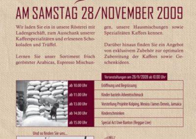 Kaffeewelt Eisbrenner, die erste offene Ladenrösterei in Bielefeld Altenhagen