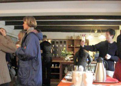 Kaffeewelt Eisbrenner Eröffnung im Jahr 2009 mit einer Auswahl Spezialitätenkaffees und Espressomischungen