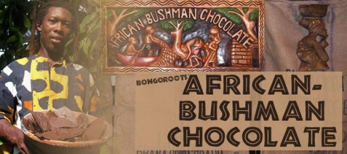 African Bushman Chocolate im Angebot