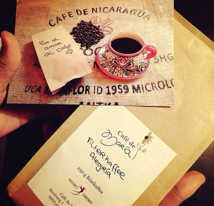 Café de María zelebriert Kaffee in seiner Vielfalt
