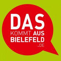 """""""Das kommt aus Bielefeld"""" – Wir sind dabei …"""